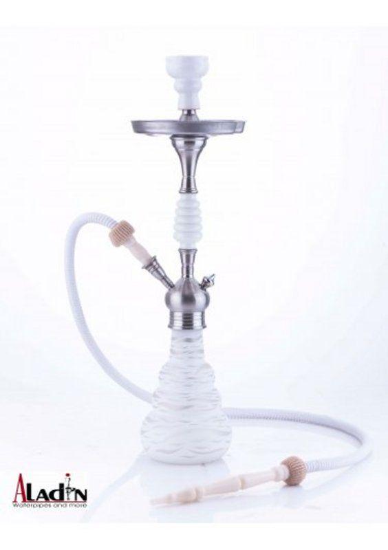 Shisha Lagos - 65 cm - weiß