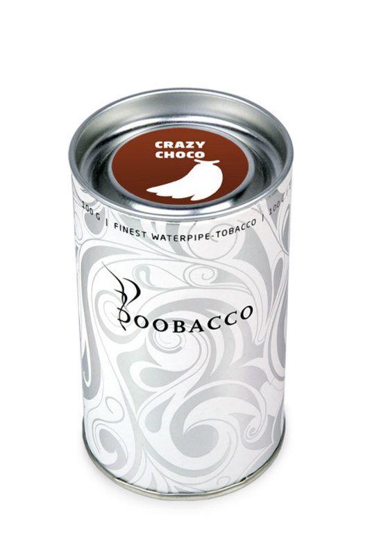 Doobacco Shisha Tabak Crazy Choco 100g