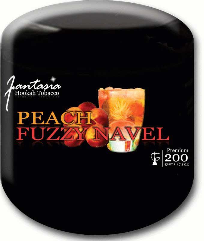 Shisha Tabak Peach Fuzzy Navel (200g Dose)