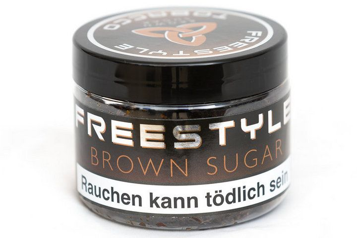 Freestyle Tobacco Brown Sugar (150g Dose)