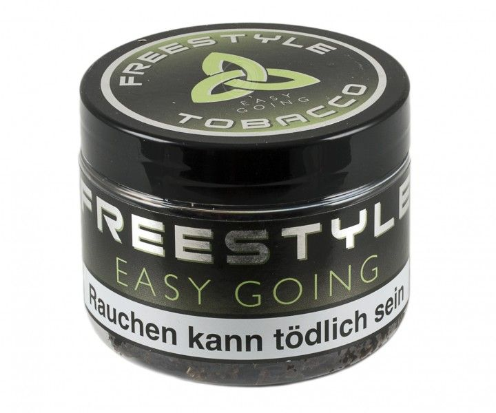 Freestyle Tobacco Easy Going (150g Dose)