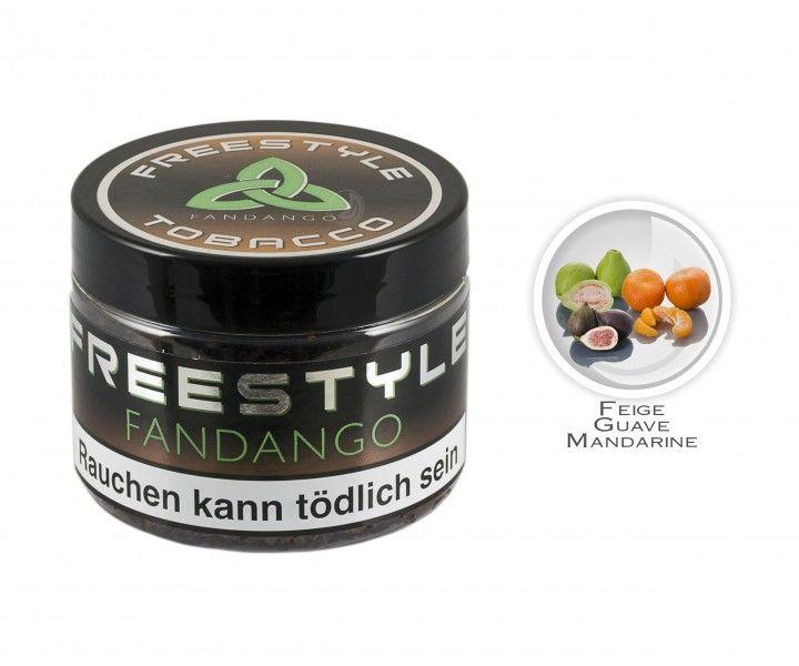 Freestyle Tobacco Fandango (150g Dose)