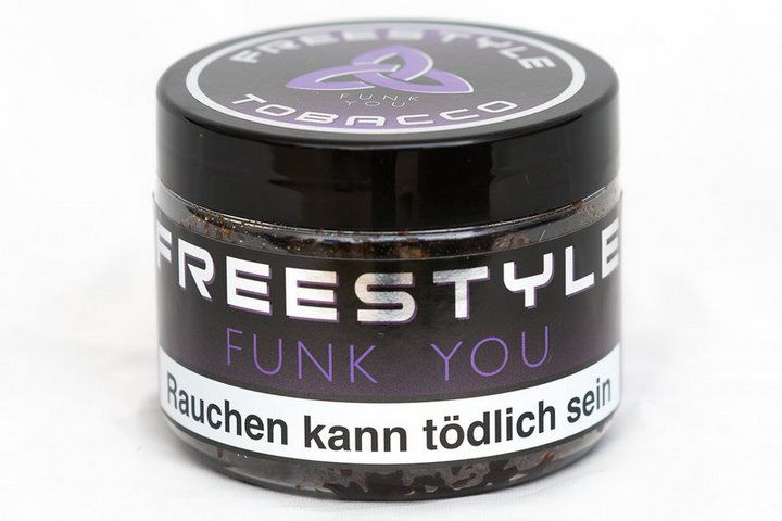 Freestyle Tobacco Funk You (150g Dose)
