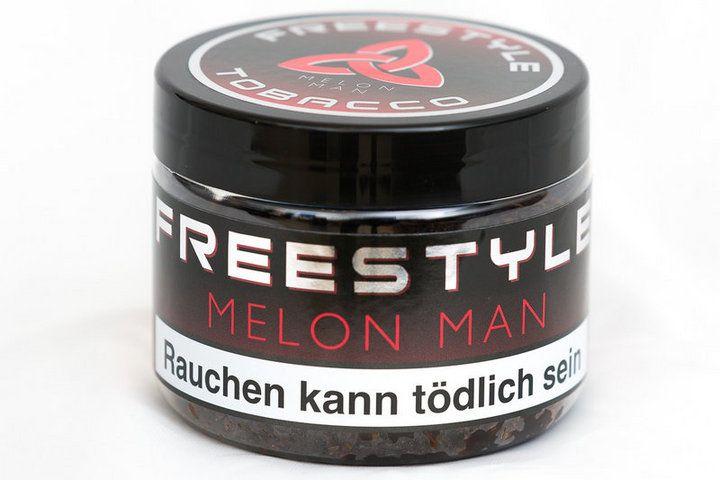 Freestyle Tobacco Melon Man (150g Dose)