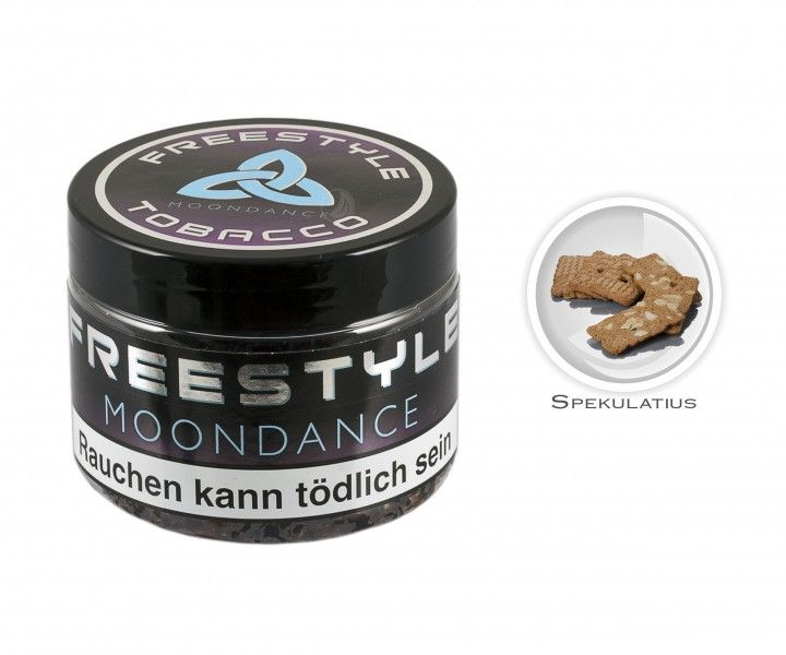 Freestyle Tobacco Moondance (150g Dose)