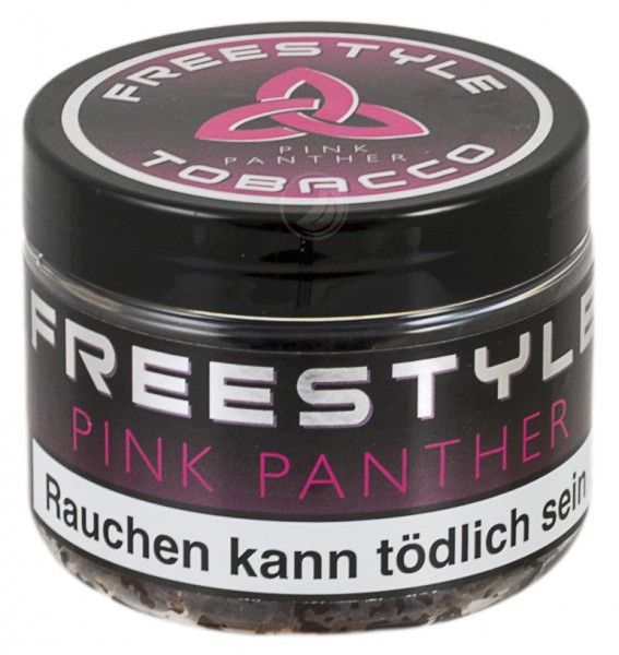 Freestyle Tobacco Pink Panther (150g Dose)