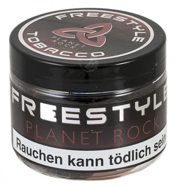 Freestyle Tobacco Planet Rock (150g Dose)