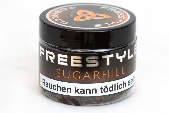 Freestyle Tobacco Sugarhill (150g Dose)