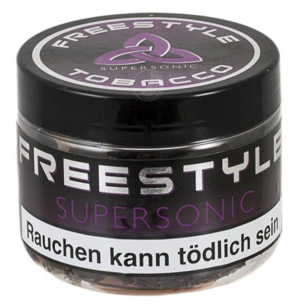 Freestyle Tobacco Supersonic (150g Dose)