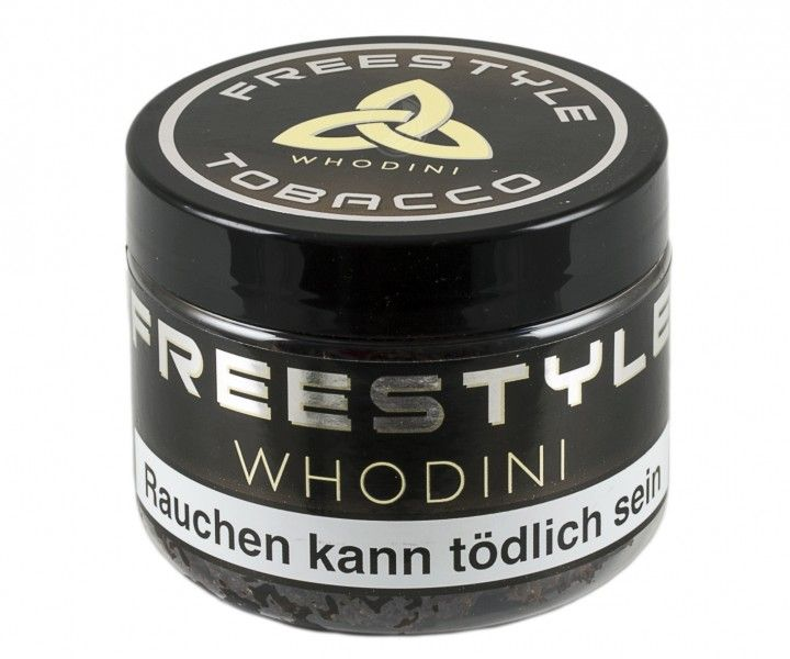 Freestyle Tobacco Whodini (150g Dose)