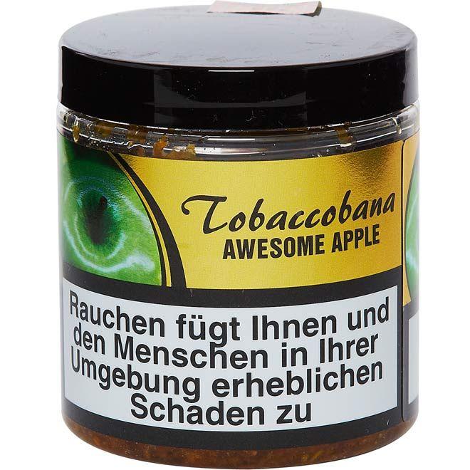 Tobaccobana - Awesome Apple - 150g Dose