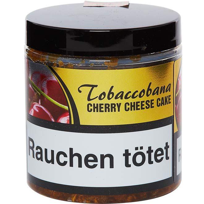 Tobaccobana - Cherry Cheese Cake - 150g Dose