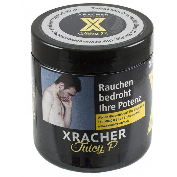 XRacher Tabak JuicyP 200g