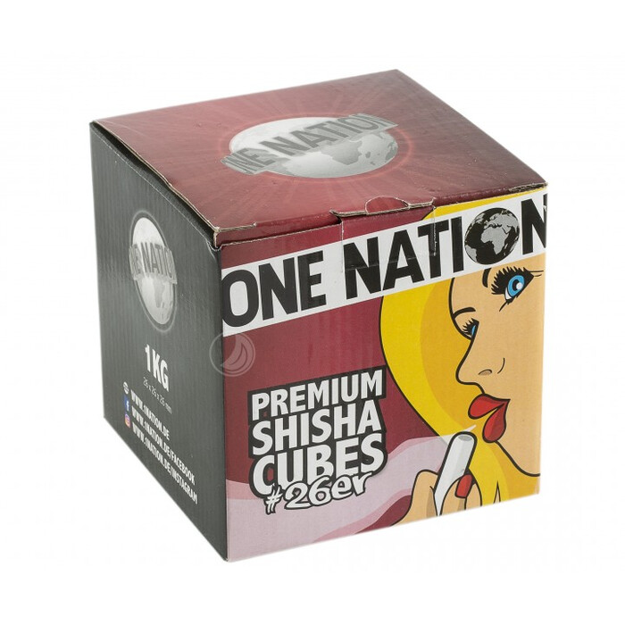 One Nation #26 Naturkohle 1 kg